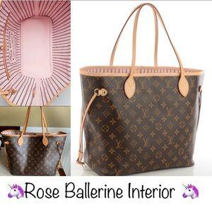 e4f0a1ede27d Louis Vuitton Neverfull Handbags